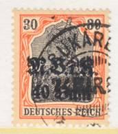 German Occupation Romania  3N 7   (o) - Occupation 1914-18