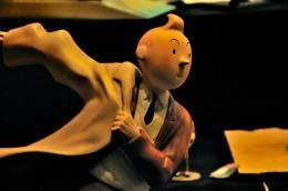 @@@ MAGNET - Tintin - Publicitaires