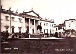 Illasi (VR) Villa Carlotti (bn) - Altre Città