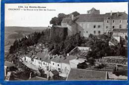52 CHAUMONT LE DONJON ET LA COTE DES TANNERIES - Chaumont