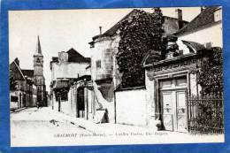 52 CHAUMONT VIEILLES PORTES RUE DEGRES - Chaumont