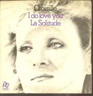 """45 Tours SP - NICOLE CROISILLE  - BUTTERFLY 003 -  """" I DO LOVE YOU """" +  1 - Vinyles"""