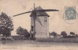 CPA * * CAMP DE CHALONS * * Le Vieux Moulin - Camp De Châlons - Mourmelon