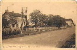 44 LE PALLET LA GARE ET LA ROUTE DE CLISSON - France