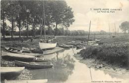 44 HAUTE INDRE LE FOND DU PORT - Frankreich