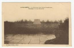 80 - Courcelette         Le Monument Des Forces Canadiennes - Other Municipalities