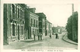 35 RETIERS Avenue De La Gare - Otros Municipios