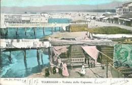 Italie  VIAREGGIO  Veduta Delle Capanne - Viareggio