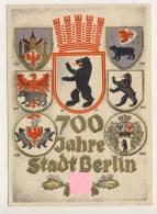 BERLIN - 1937 , 700 Jahre Stadt Berlin - Allemagne