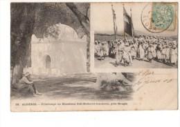 ALGERIE-- Pélerinage Au Marabout Sidi-mohand Amokran, Prés Bougie--voir 2 Scans - Autres
