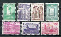 België 1962 Y&T Nr° 1205/11 ** - Unused Stamps