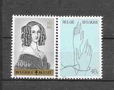 België 1962 Y&T Nr° 1224,1234** - Belgique