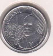 BRASIL 50 CENTAVOS 2.006 CU NI  KM#651   SC/UNC     DL-10.180 - Brasil