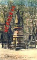 Königsberg V. 1916 Kantdenkmal (23672) - Ostpreussen