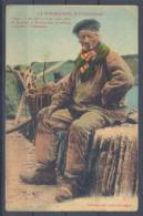 France Fisherman Postcard 20th Century USED - France