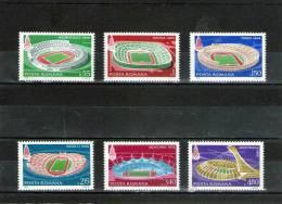 1979 - Preolympiques De Moscova Yv No 3210/3215 Et Mi No 3625/3630 - 1948-.... Republiken
