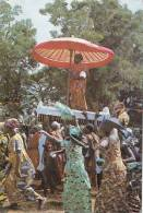GHANA - CHIEFTAIN PAGEANTRY - Ghana - Gold Coast