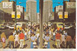 """Reflections Of Winnipeg"",  Winnipeg,  Manitoba,  Canada,  50-70s - Winnipeg"