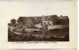 Sainte Hélène -LONGWOOD - MALMAISON - La Maison De Napoléon 1er à Longwood  N° 55 - Sainte-Hélène