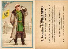 Maison H. ROUMAILHAC DEGUELLE SOEURS - MARSEILLE - Gants, Lingerie - Russie 49300) - Au Bon Marché