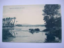Ma Réf: 62-6-33.            JARVILLE   ( Environs )  Vanne De La Californie   ( Ton Vert-foncé ). - Autres Communes