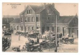 Etaples-sur-Mer   La Gare - Etaples
