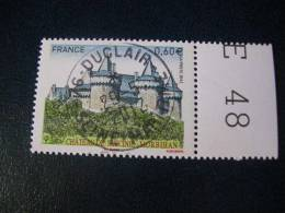 OBLITERATION RONDE  SUR TIMBRE NEUF YVERT N°4662 - Used Stamps