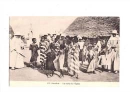 SOUDAN - La Sortie De L'église. - Sudan