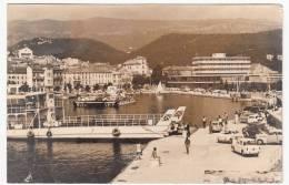 CROATIA - Crikvenica, Ferry, Year 1966 - Kroatien