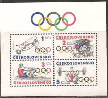 Cecoslovacchia 1984 Bloc Nuovo**  -  Yv. 64 - Blocchi & Foglietti