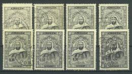 VEND TIMBRES D ´ ALGERIE N° 471 X 8 NUANCES DIFFERENTES !!!! - Algerije (1962-...)