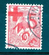 New Caledonia 1915 Semi Postal Surchaged - Lot. 1302 - Neukaledonien