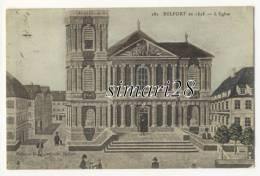 BELFORT En 1828 - N° 282 - L'EGLISE - Belfort - Ciudad