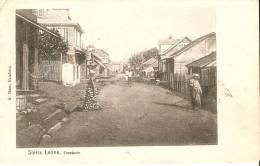 Sierra Leone Freetown 1909 - Sierra Leone