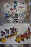 LEGO NOTICE MONTAGE PLAN CATALOGUE Vintage - Planches & Plans Techniques
