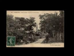 44 - CARQUEFOU - Route De Sucé: Le Pont De Charbonneau - 1227 - Carquefou