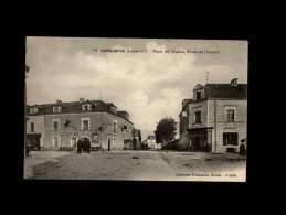 44 - CARQUEFOU - Place De L´Eglise, Route De Thouré - 17 - Carquefou