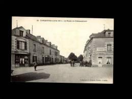 44 - CARQUEFOU - La Route De Châteaubriant - 20 - Carquefou