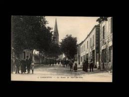 44 - CARQUEFOU - La Route De Nort-sur-Erdre - 4 - Carquefou
