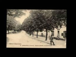 44 - CARQUEFOU - Route De Nantes - Le Gendarmerie - 27 - Carquefou