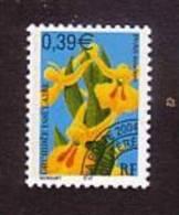 FRANCE 2002-PREO N°248** FLEURS ORCHIDEES - Precancels
