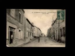 44 - CARQUEFOU - La Rue Du Bourg Prise Du Bas - 10 - Carquefou