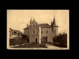 44 - CARQUEFOU - Château Du Bois-Saint-Lys, à L'Ouest - 729 - Carquefou
