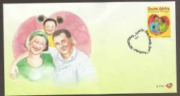 South Africa FDC 6.114 2000 Family Day - Afrique Du Sud (1961-...)