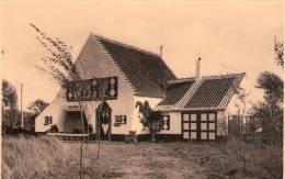 Belgique, Saint Idesbald, Villa Francis - Belgique