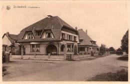 Belgique, Saint Idesbald, Canteclaer - Belgium