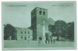Trieste - Cattedrale Di San Giusto - HP541 - Trieste