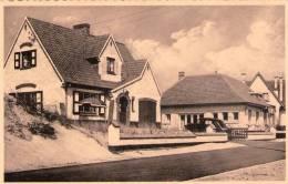 Belgique, Saint Idesbald, Villa Duinenkrans, Mane , Jo Josee - Belgium
