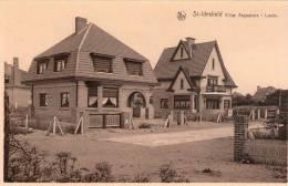 Belgique, Saint Idesbald, Villas Argousiers, Louck - Belgium