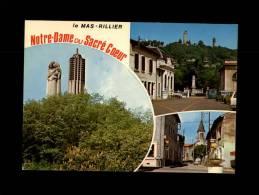01 - MIRIBEL - Sanctuaire De Notre-Dame Du Sacré-Coeur - Le Mas-Rillier - 50266 - France